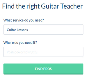 Learn Guitar Amersham Buckinghamshire