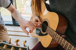 Guitar Tuition Chippenham