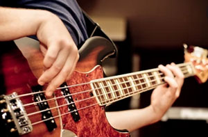 Bass Guitar Lessons Stanway Essex