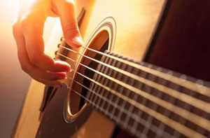 Guitar Tuition Washington