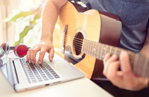Free Online Guitar Lessons Portsmouth