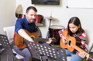 Guitar Teacher Coatbridge UK