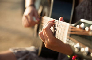 Guitar Tuition Bewdley